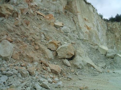 Szakmai kirándulás Tarcalon a riolit-tufa bányában (8. kép)