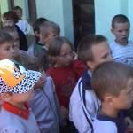 Iskolások látogatása Major Pál csorvási kertjében (20. kép)