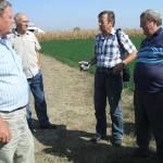 Látogatás egy csépai gazdaságban, Romániában (4. kép)