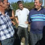 Látogatás egy csépai gazdaságban, Romániában (2. kép)