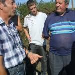 Látogatás egy csépai gazdaságban, Romániában (1. kép)