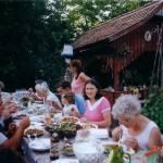 Látogatás Pataki Lászlóné kertjében (1. kép)