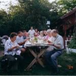 Látogatás Pataki Lászlóné kertjében (3. kép)
