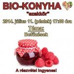 Biokonyha szakkör - Befőzés