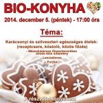 Biokonyha - Karácsonyi és szilveszteri egészséges ételek