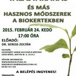Növénytársítás, talajtakarás és más hasznos módszerek a biokertekben