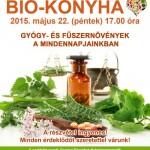 Biokonyha: Gyógy- és fűszernövények a mindennapjainkban