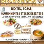 Biokonyha gluténmentes étekej