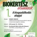 Biokertész előadások 1.