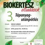 Biokertész előadások 3.
